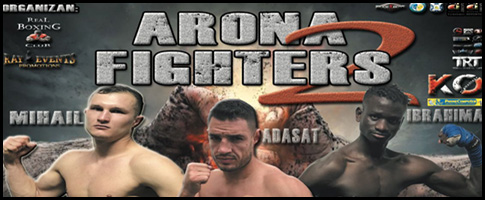 arona fighters 2