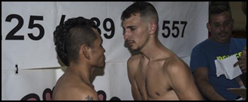 pesaje ofra huele a boxeo