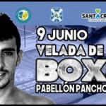 "Lugar pesaje velada Boxeo Jacobo ""Caco"""