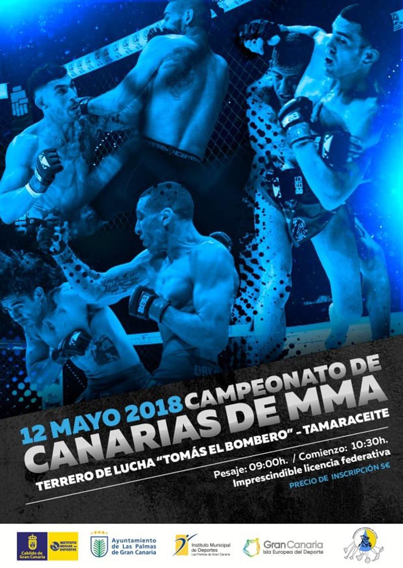 campeonato canarias MMA