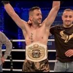 Francis campeón del mundo ISKA