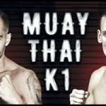 Lugar pesaje velada Muay Thai K1