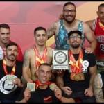 El equipo Caio Terra Tenerife arrasa en el Spanish National IBJJF