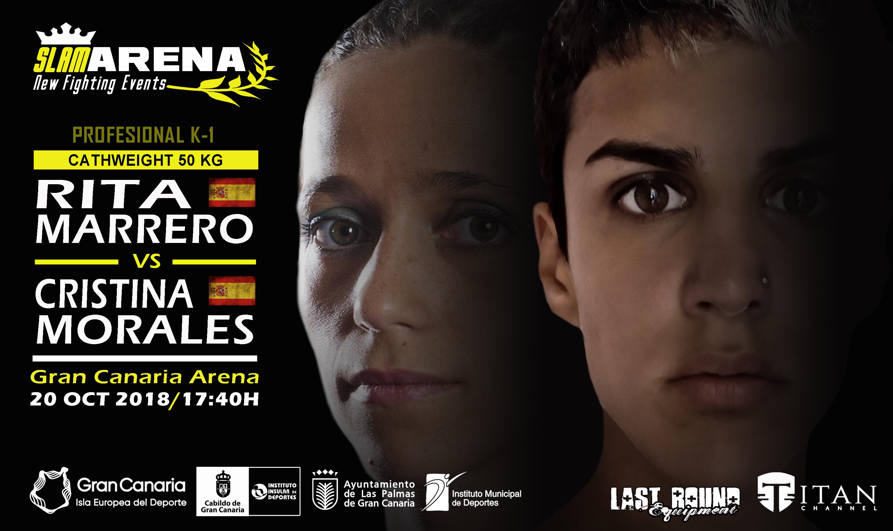 Rita vs Cristina