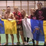 4 medallas para Canarias en los campeonato Nacionales de Muay Thai Boran