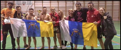 campeonatos muay thai boran