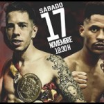 Sorteo de una entrada doble, Boxeo Profesional