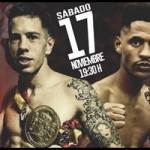 Cartel Boxeo profesional
