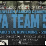 Cartel velada OYA Team 5.0