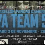 Lugar pesaje OYA Team 5.0