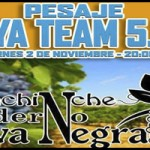 Pesaje OYA Team 5.0