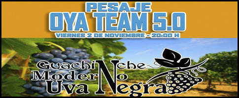 pesaje oya team