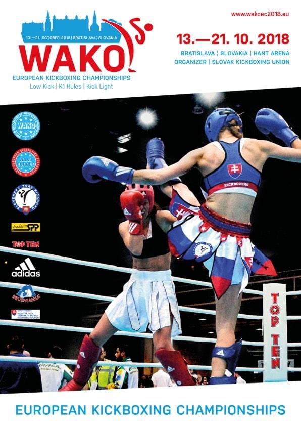campeonatos europa WAKO