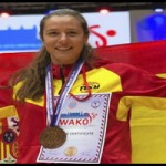 Patri bronce en el campeonato Europa Kickboxing
