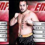 Primeros combates ENFUSION Tenerife, Risco, Loren, Maikel, Máximo