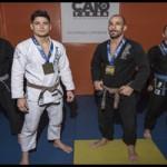 8 medallas en el europeo para el equipo Caio Terra Tenerife
