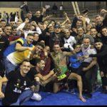 Isaac Araya nuevo campeón de Europa