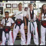 La escuela Mar Rodríguez consigue 8 medallas