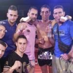 """Carlos """"La Loba"""" vence en el torneo TOP FIGHT Madrid"""