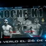 KO CANARIAS emitirá la velada NOCHE-K1 el 26 de Abril a las 22:00