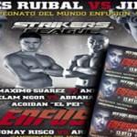 Participa hasta el viernes en el sorteo de una entrada de silla de ring para Enfusion Live