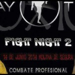 Isaac Araya luchará en Fight Night 2
