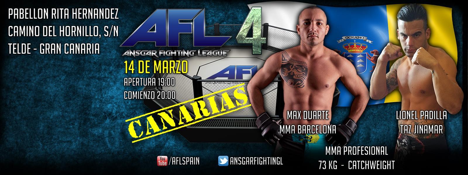 combate 3 AFL 4