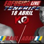 Aday Barrera Vs Raul,ENFUSION LIVE Tenerife