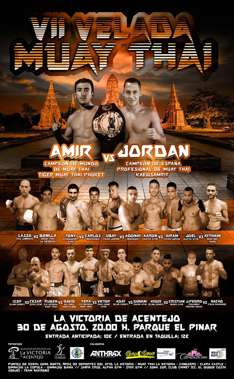 la victoria muay thai