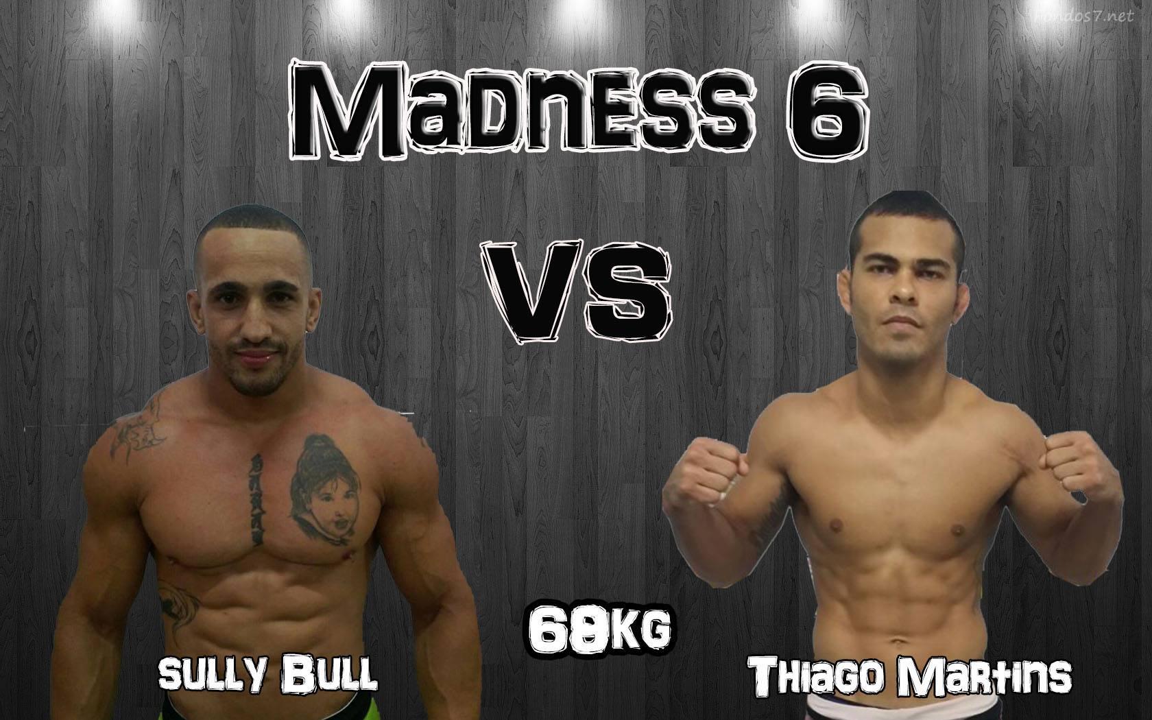 Sully Bull vs Thiago Martins