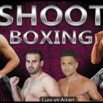 Shoot Boxing por primera vez en Tenerife