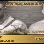 """Adasat """"El Toro"""" Rojas Vs Toni Tomas"""