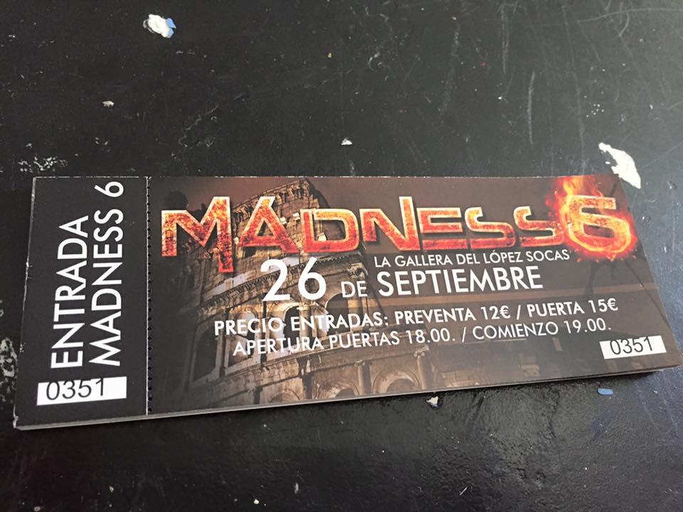 entrada madness 6