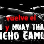Vuelve el K1 y Muay Thai al Pancho Camurria