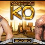 Adan Silvera vs Carlos Caicedo, Noche de KO