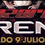 Fight Card Lanzarote Arena