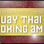 Velada Muay Thai y Kickboxing Amateurs