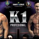 Lugar pesaje para la velada K1 y MMA Profesional