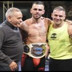 José Bello nuevo campeón de Europa ISKA