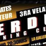 Fight card velada Werdum Training Center 3