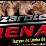 Lugar pesaje Lanzarote Arena II