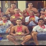 Los canarios arrasan en el Spanish National IBJJF
