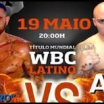 Adan Silvera, campeonato del mundo WBC Latino