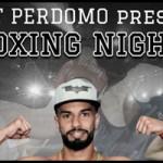 Velada de Boxeo, Boxing Night