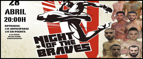 night of the braves IV
